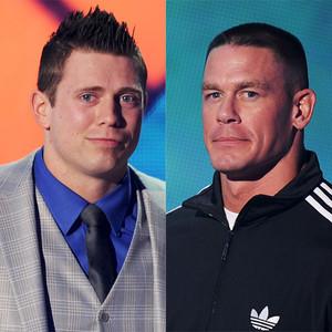 The Miz, John Cena