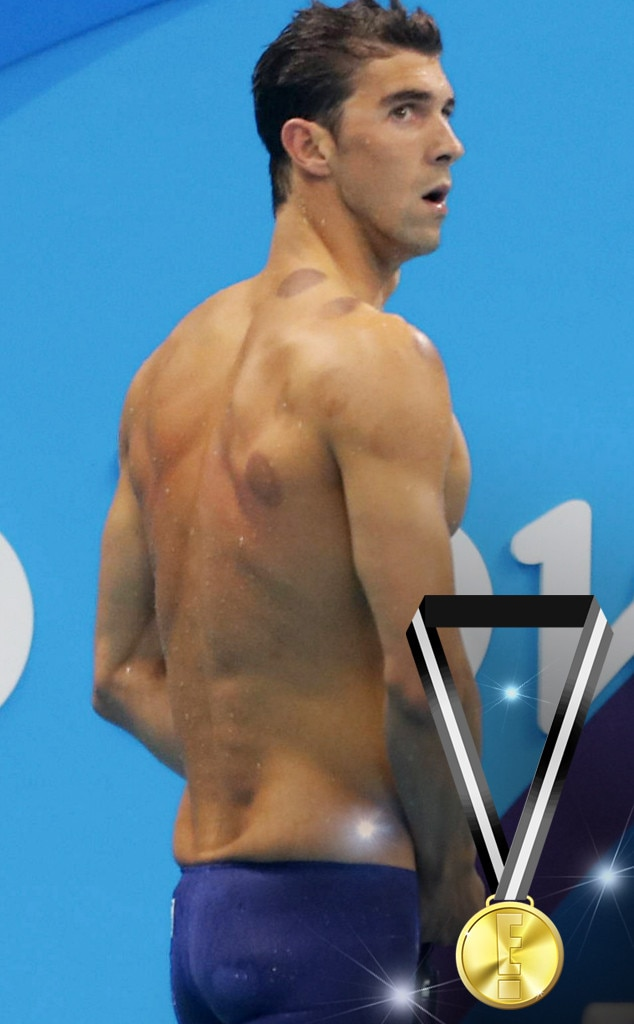 E! Olympic Medals, Michael Phelps