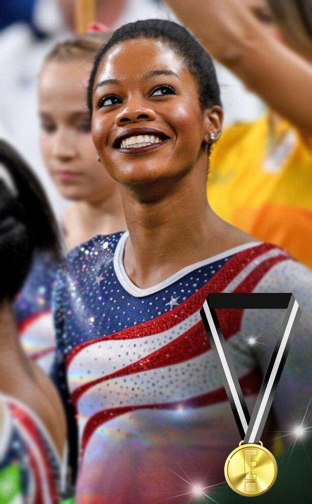 E! Olympic Medals, Gabby Douglas