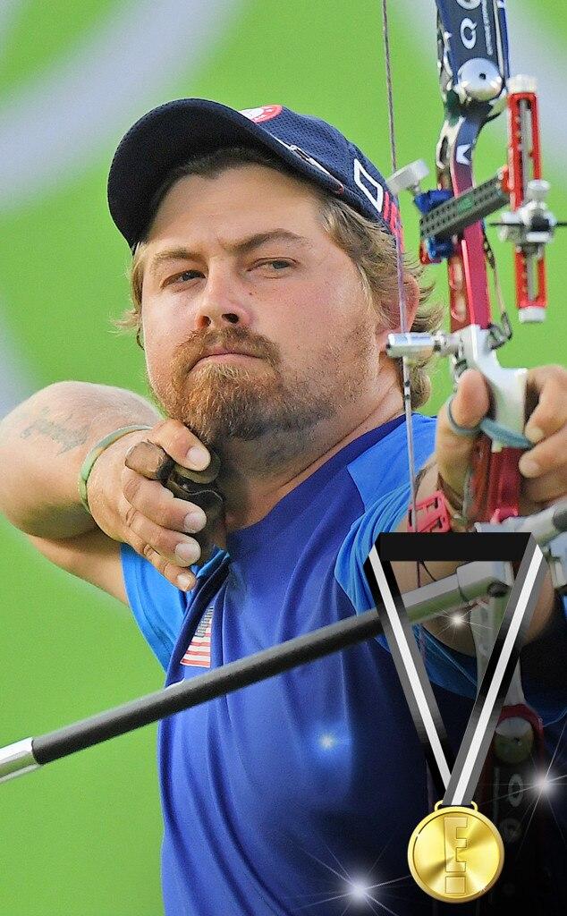 E! Olympic Medals, Brady Ellison