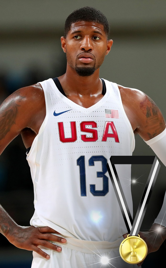 E! Olympic Medals, Paul George