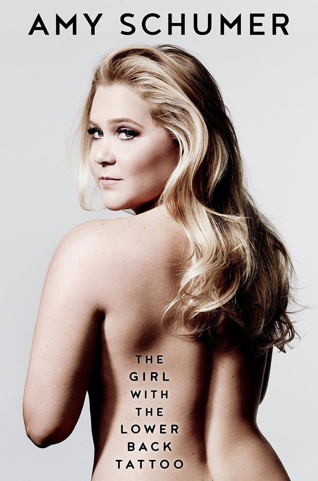 Girl With the Lower Back Tattoo, Amy Schumer