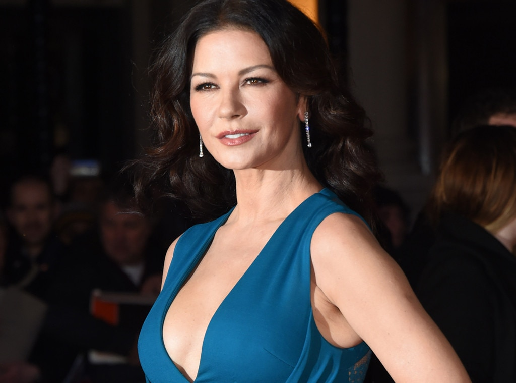 Catherine Zeta-Jones Joins Ryan Murphy's Feud as Olivia de ... Catherine Zeta Jones