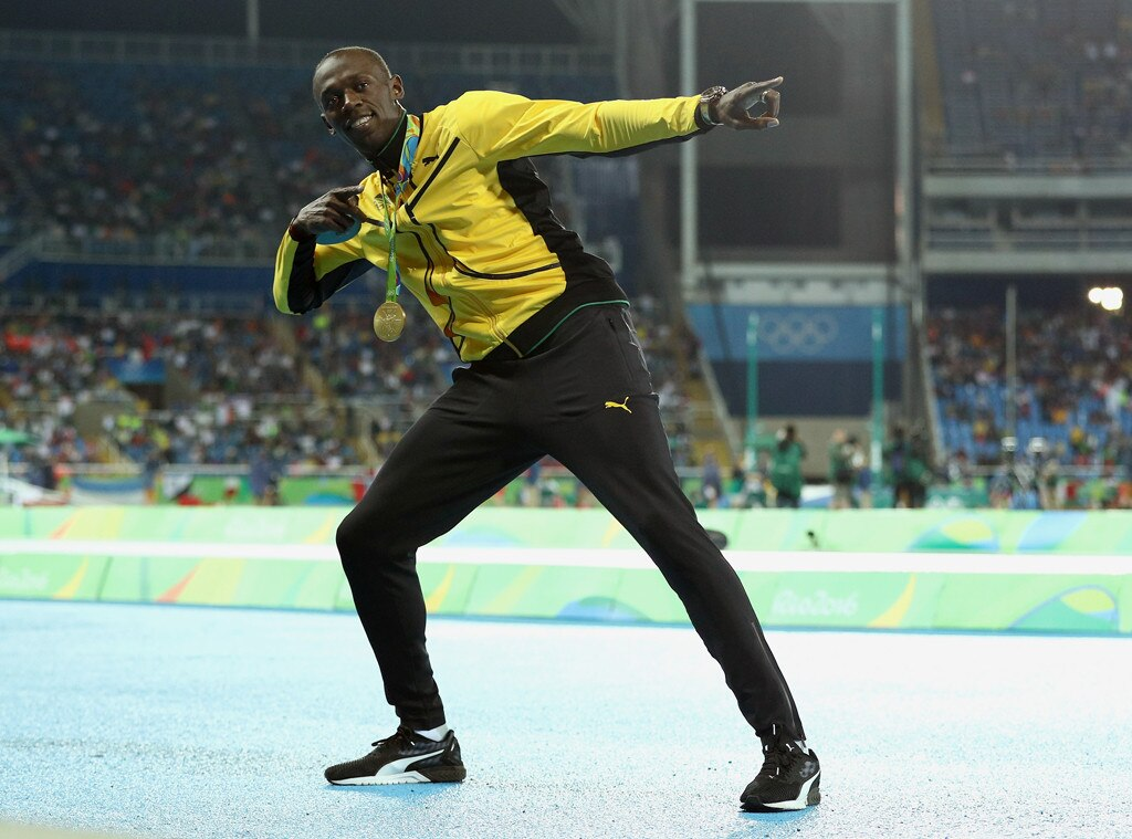 Usain Bolt, 2016 Rio Summer Olympics