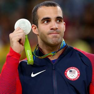 Danell Leyva, 2016 Rio Olympics
