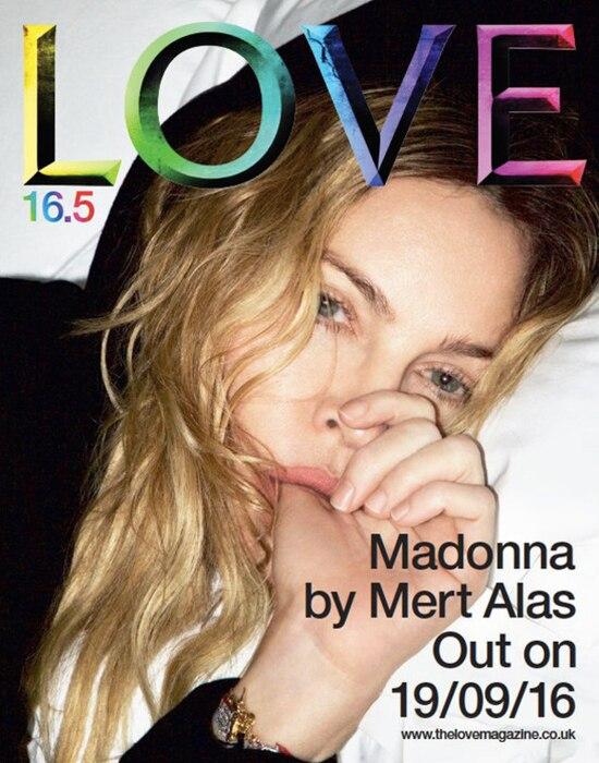 Madonna, Love Magazine