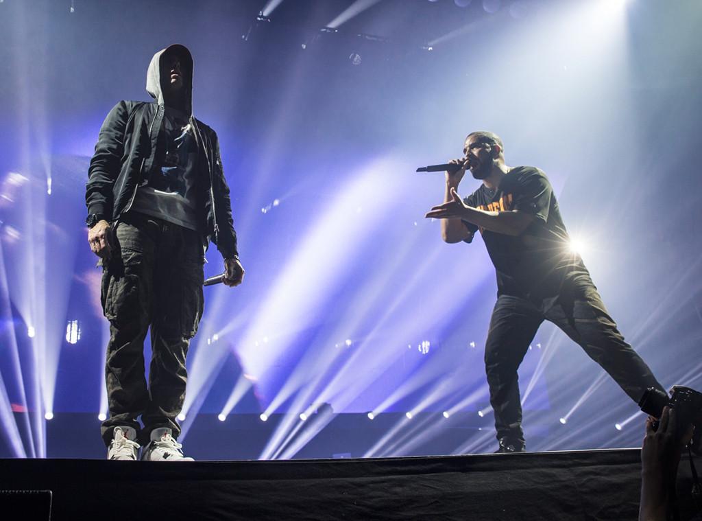 Eminem, Drake