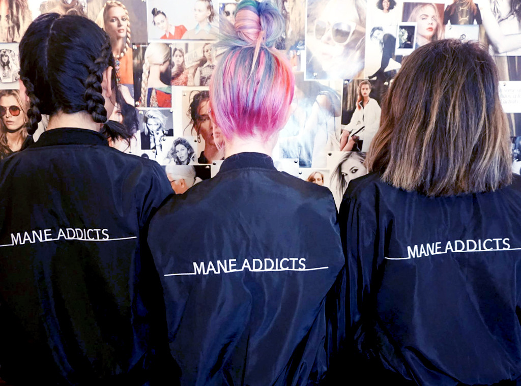ESC: Trendsetters At Work, Mane Addicts