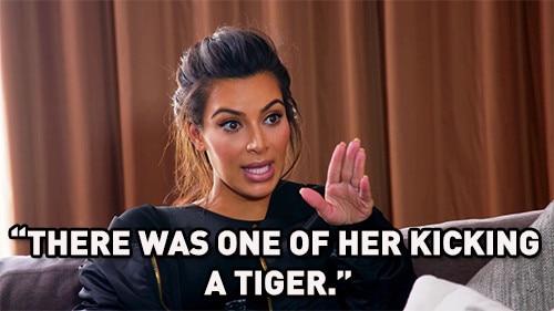Kim Kardashian, KUWTK, KUWTK 1214
