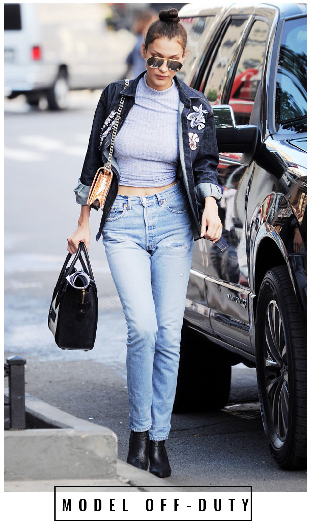 5 Days, 5 Ways: Mom Jeans Are Cool Again—Just Ask Lady ...