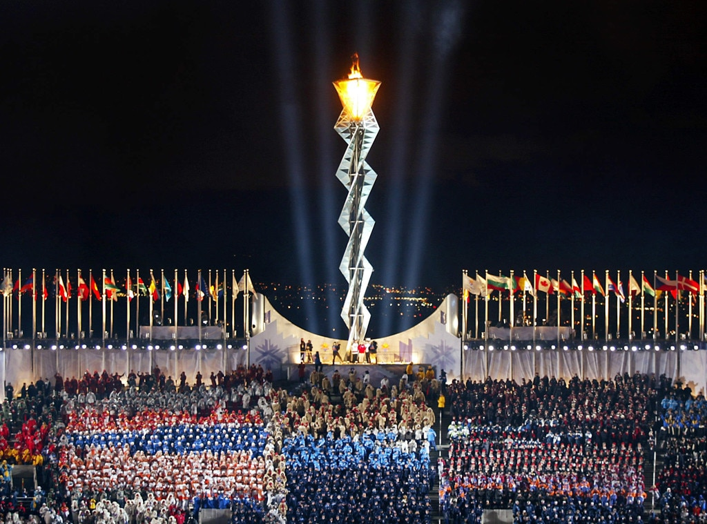 Salt Lake City Olympics Opening Ceremony