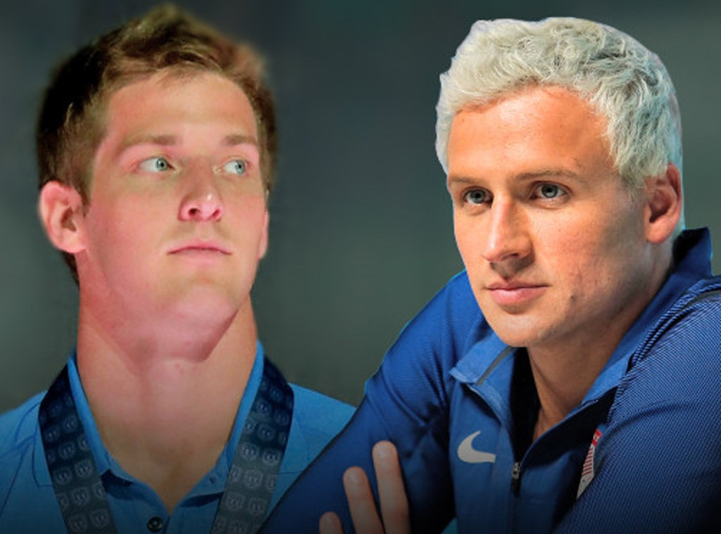 James Feigen, Ryan Lochte