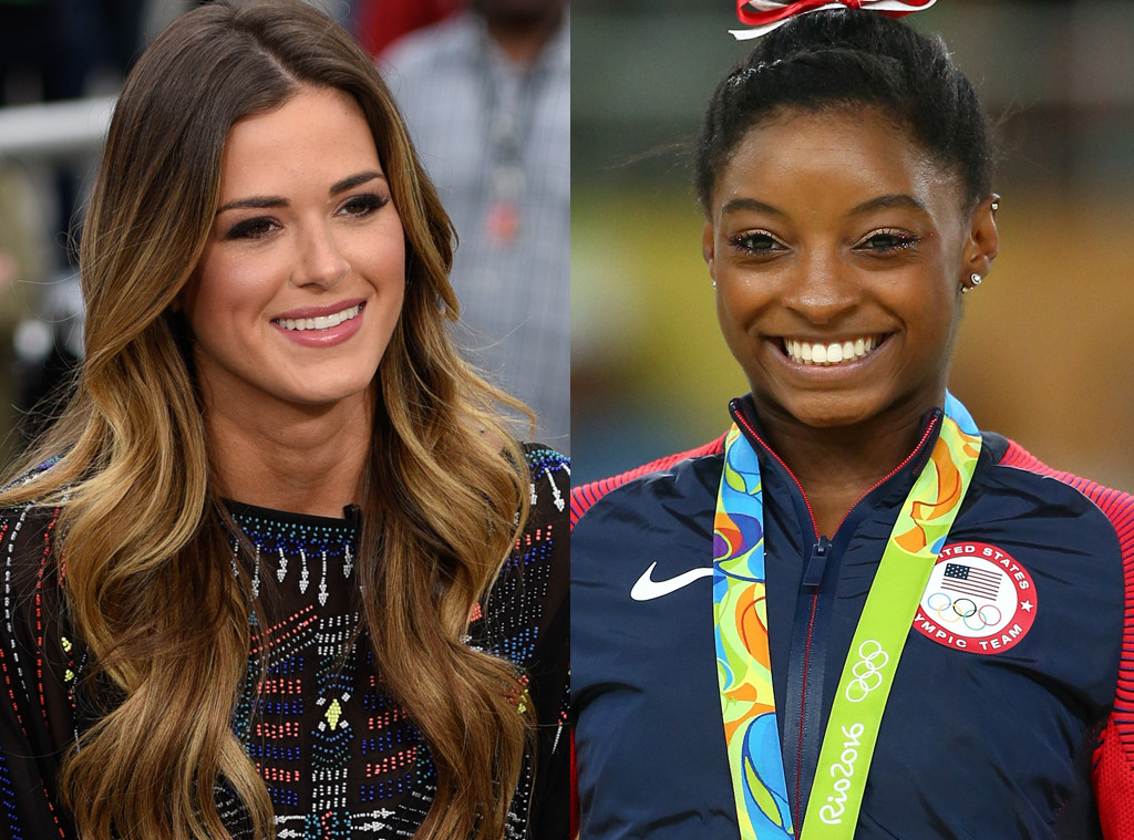 Jojo Fletcher, Simone Biles, Dancing with the Stars