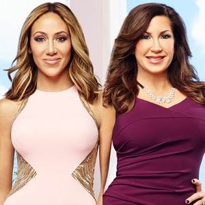 Jacqueline Laurita, Melissa Gorga, Real Housewives of New Jersey