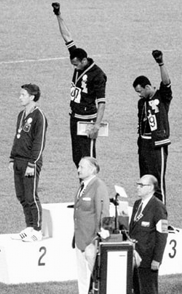 Olympics in Pop Culture, Tommie Smith & John Carlos