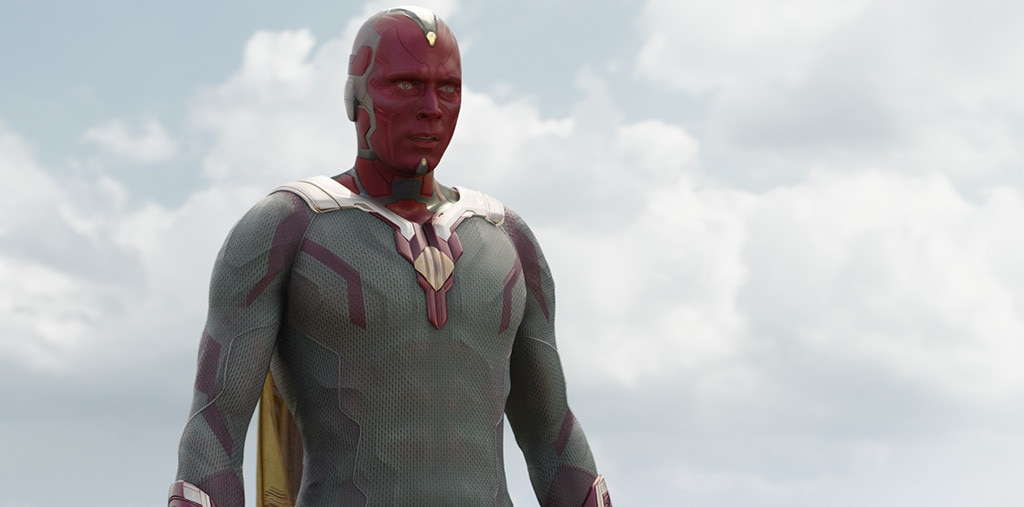 Captain America: Civil War, Paul Bettany