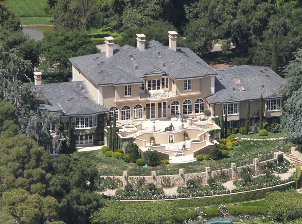 rumah termahal di dunia, rumah selebritis terkaya, rumah oprah winfrey