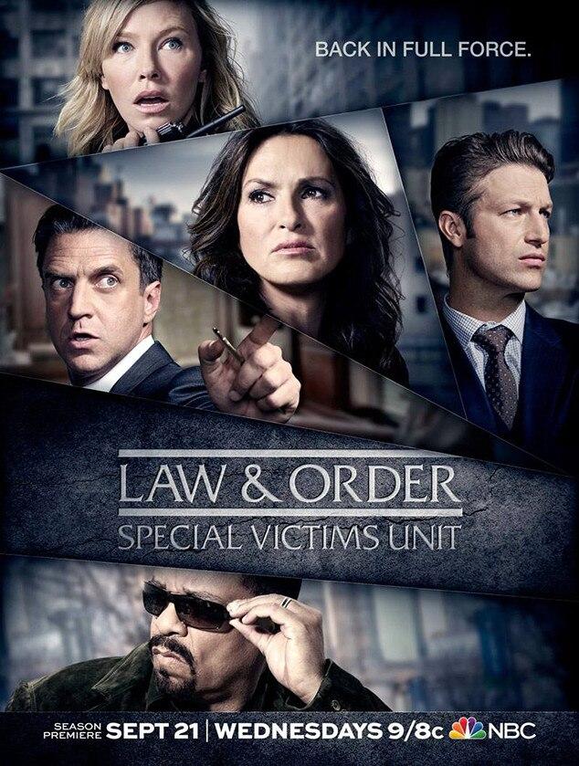 Law and Order: SVU, Mariska Hargitay