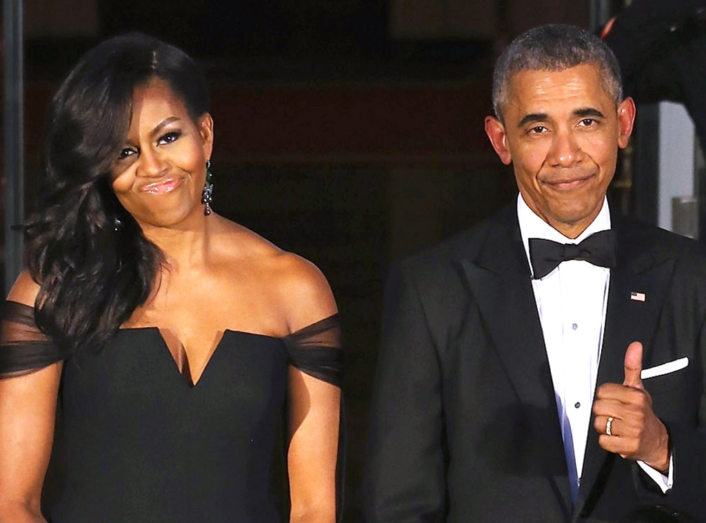 Barack Obama, Michelle Obama, State Dinner, Best Moments