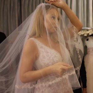 See Mariah Careys Last Wedding Dress Fitting Before Her Breakup