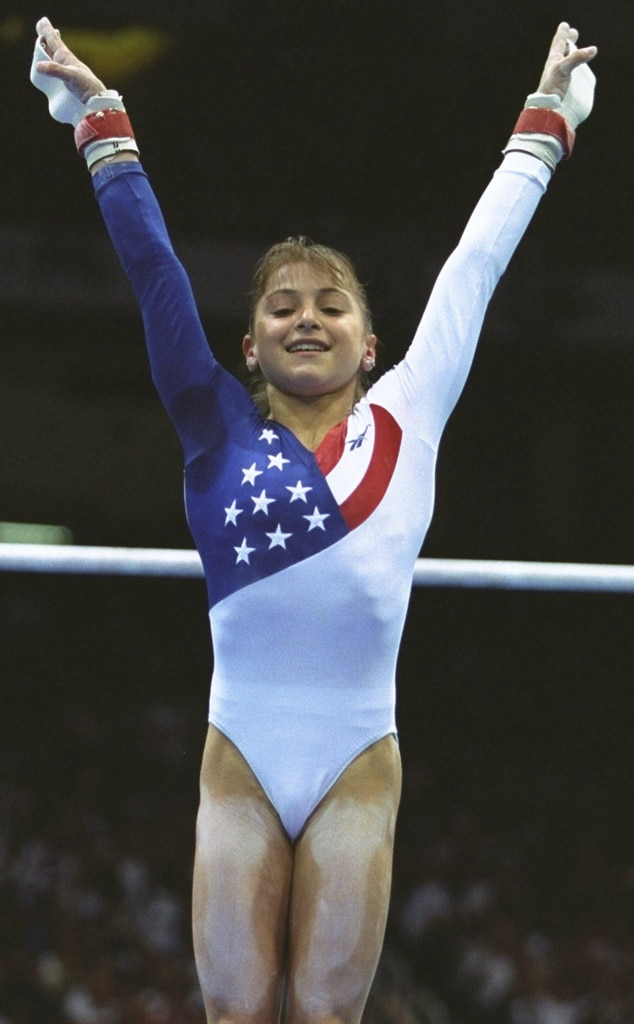 Dominique Moceanu, Olympics