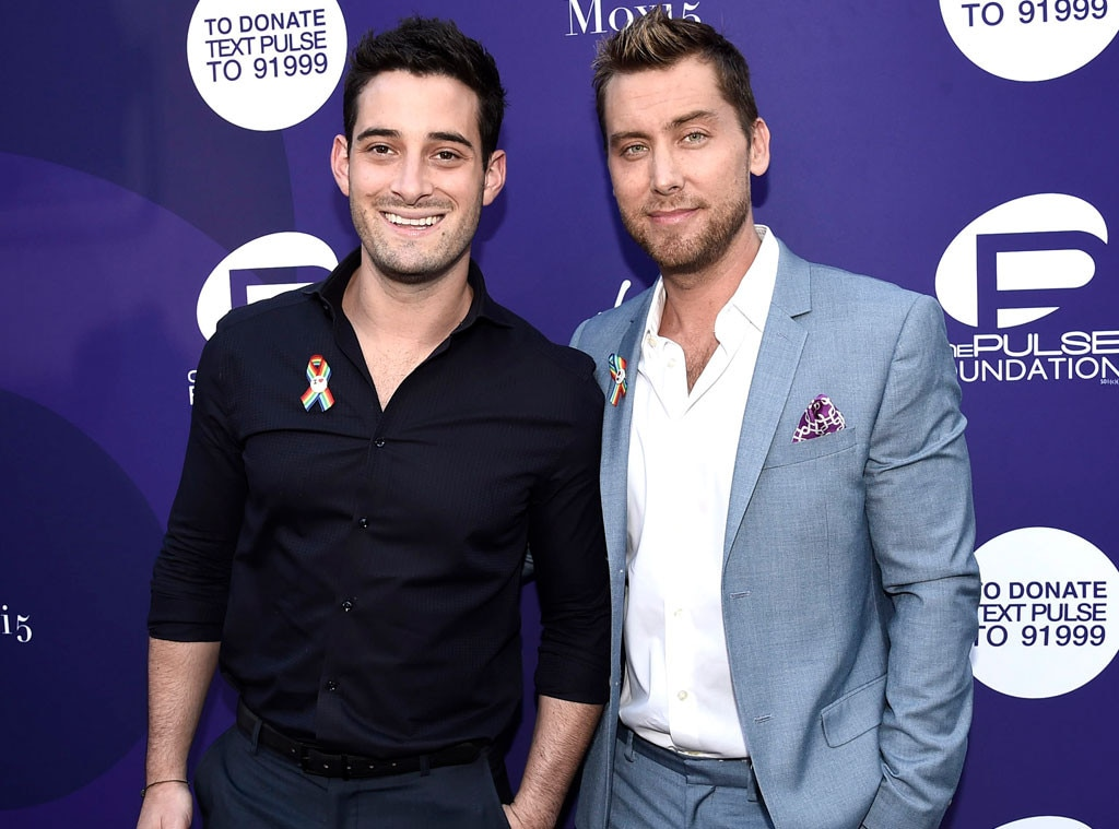 Michael Turchin, Lance Bass, onePULSE: A Benefit for Orlando