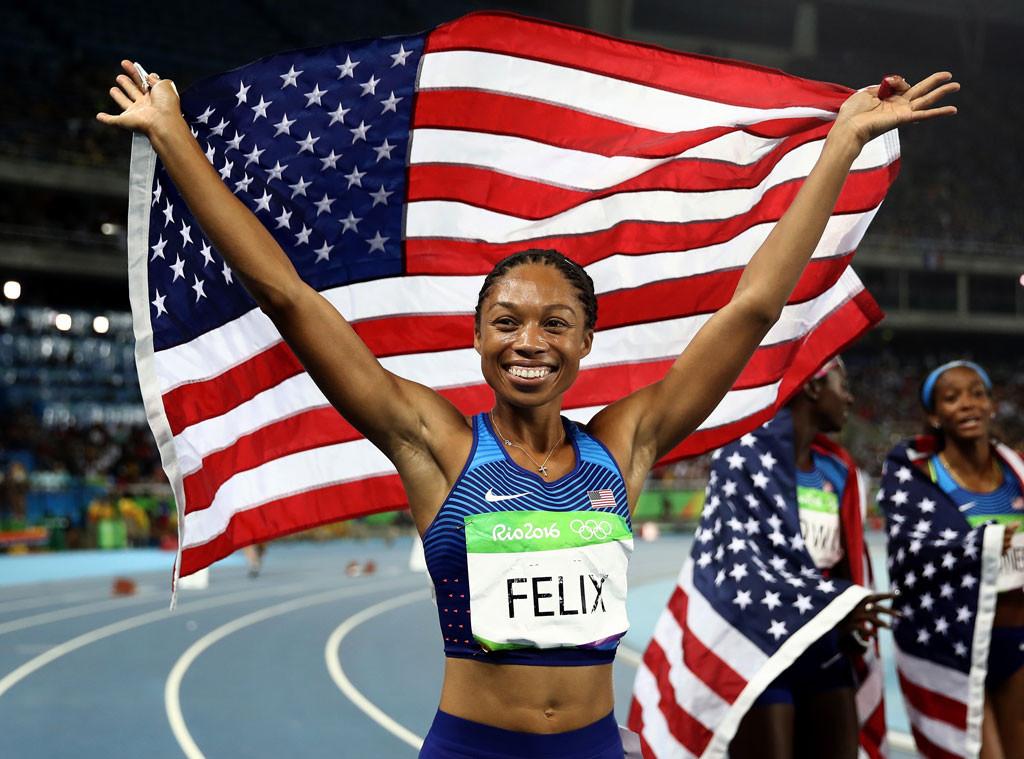 Allyson Felix, 2016 Rio Olympics