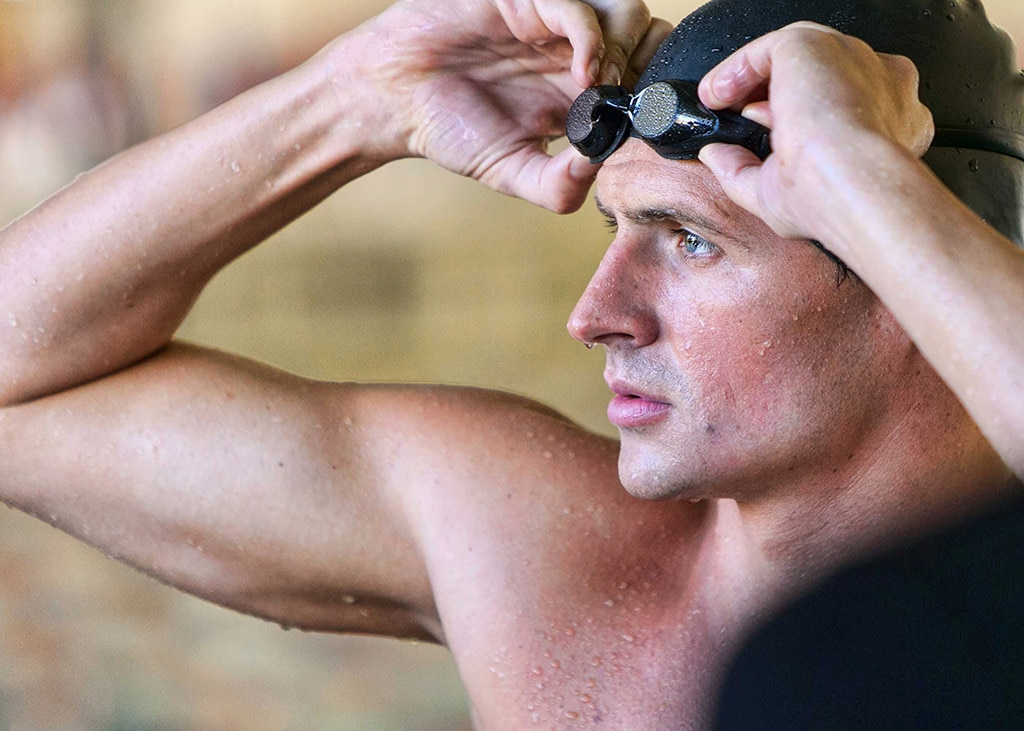 Ryan Lochte, Gentle