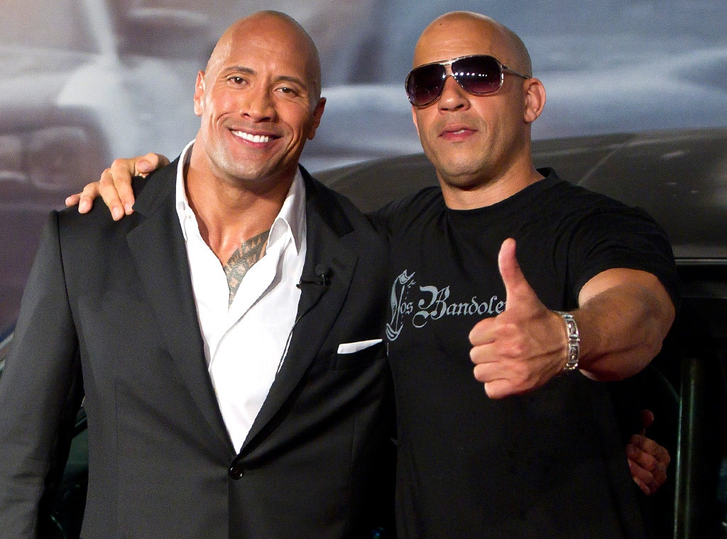 quickgram still dont know why vin diesel gets no love from the rock. Black Bedroom Furniture Sets. Home Design Ideas
