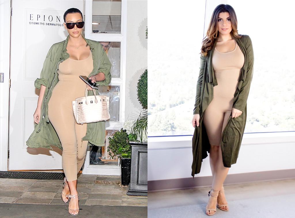 Kardashian Looks for Less