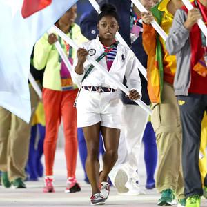 Simone Biles, 2016 Rio Olympics