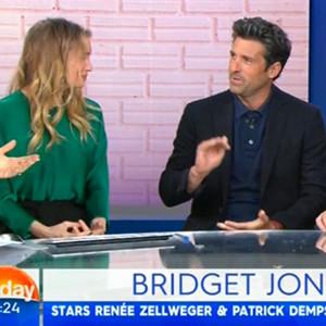 Patrick Dempsey, Renee Zellweger, Australia Today