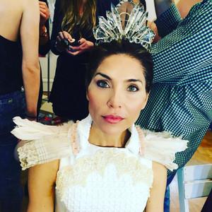 Lorena Meritano, Instagram