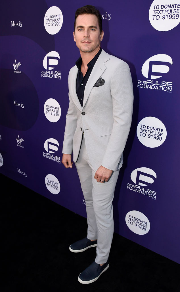 Matt Bomer, onePULSE: A Benefit for Orlando