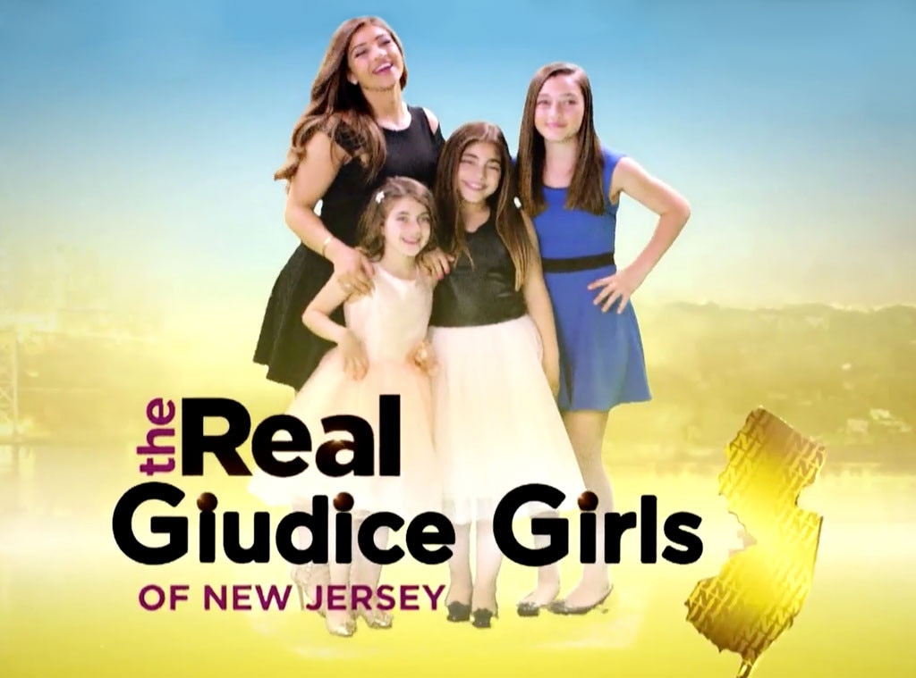 Real Giudice Girls of New Jersey