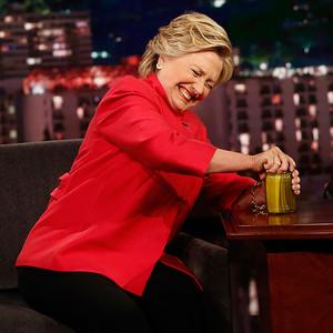 Hillary Clinton, Jimmy Kimmel, Jimmy Kimmel Live