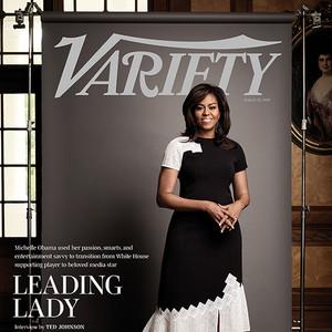Michelle Obama, Variety