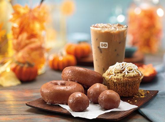 Dunkin Donuts, Pumpkin Spice