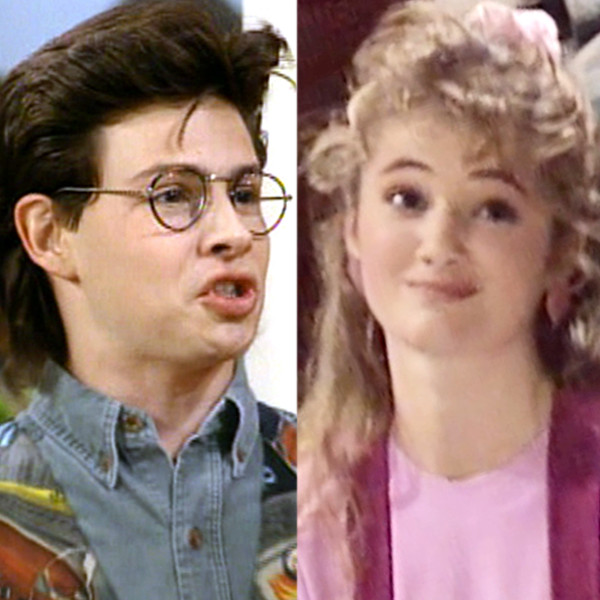 Jason Marsden, Anne Marie McEvoy, Full House
