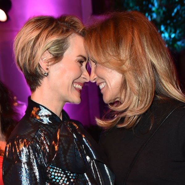 Sarah Paulson Amp Felicity Huffman From The Big Picture