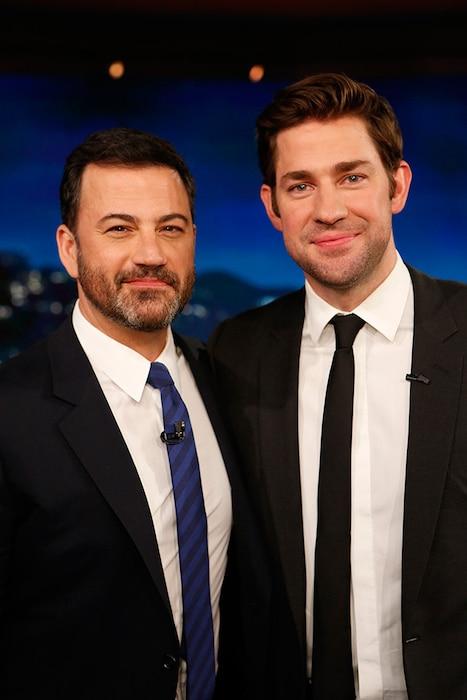 Jimmy Kimmel, John Krasinski, Jimmy Kimmel Live