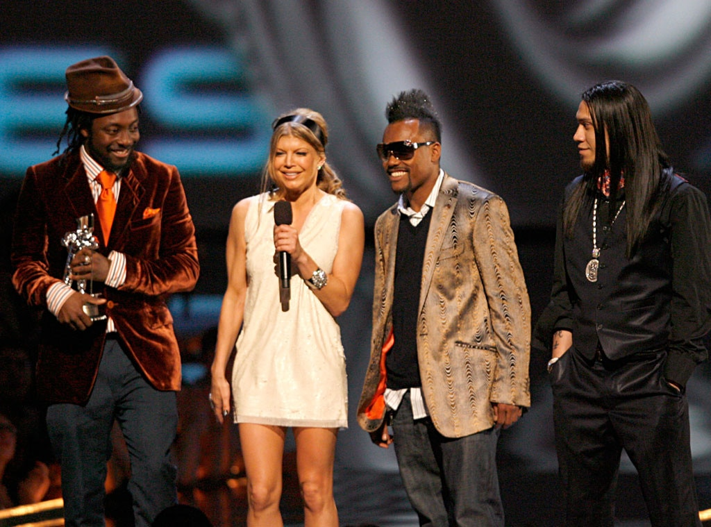 MTV Video Music Awards 2006, Black Eyed Peas, Fergie