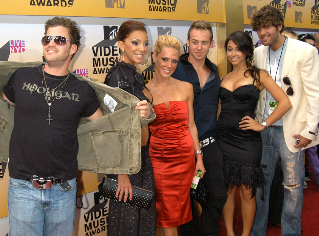 MTV Video Music Awards 2006, Cast of The Real World: Key West