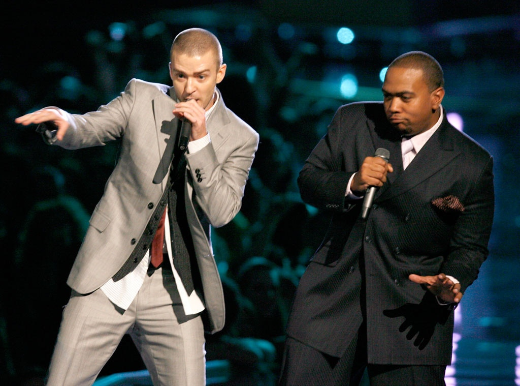 MTV Video Music Awards 2006, Justin Timberlake, Timbaland