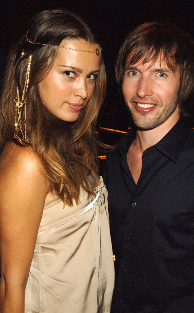 MTV Video Music Awards 2006, Petra Nemcova, James Blunt