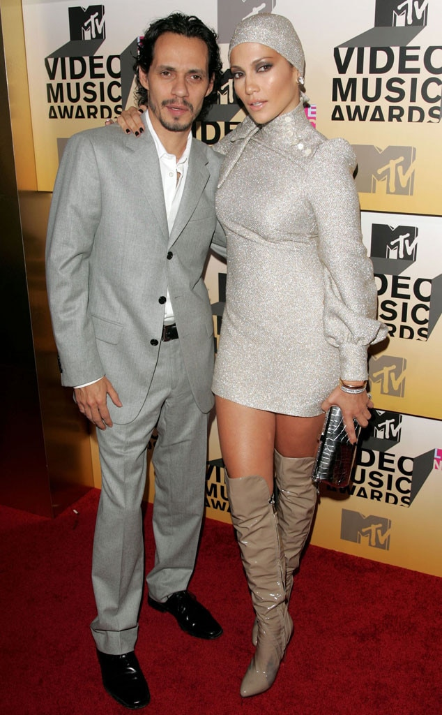 MTV Video Music Awards 2006, Marc Anthony, Jennifer Lopez