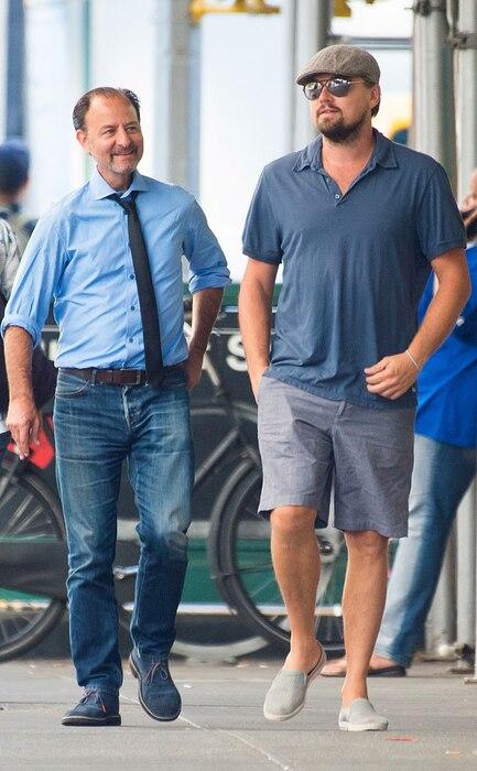 Leonardo DiCaprio, Fisher Stevens