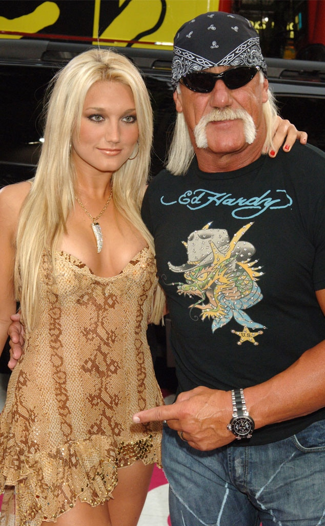 MTV Video Music Awards 2006, Brooke Hogan, Hulk Hogan