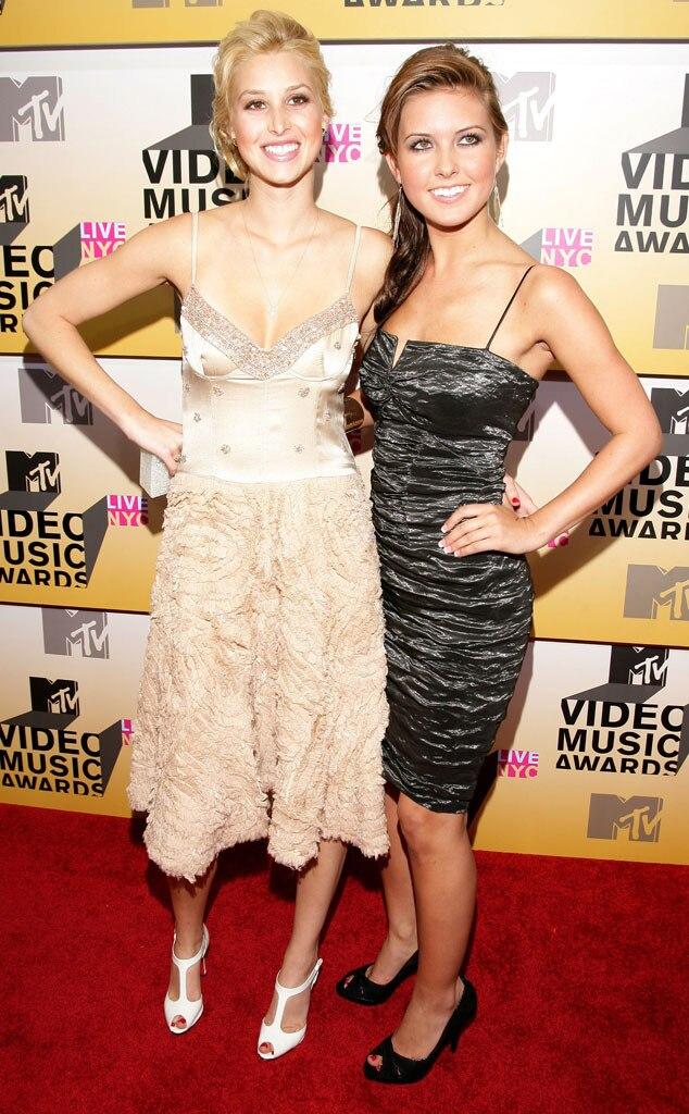 MTV Video Music Awards 2006, Whitney Port, Audrina Patridge
