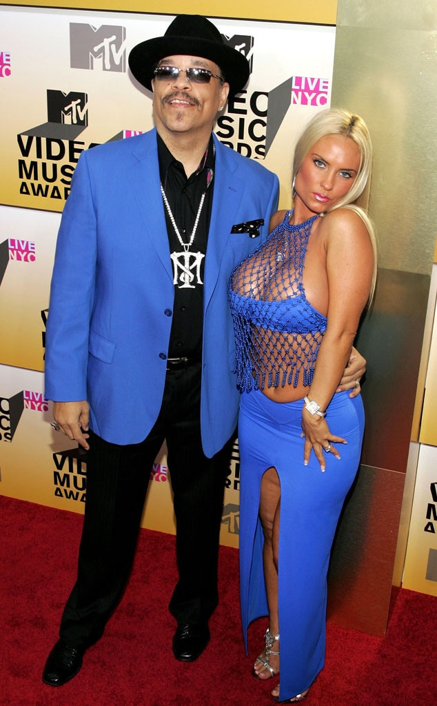 MTV Video Music Awards 2006, Ice-T, Coco